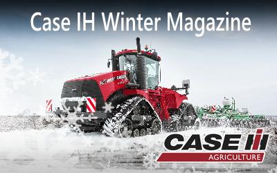Case IH Winter 2016 Magazine