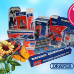 Draper Tools Srping and Summer 2017 Special Tool Promotion from Collings Brothers of Abbotsley