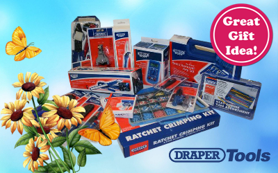 Draper Tools Spring Summer Special Offers