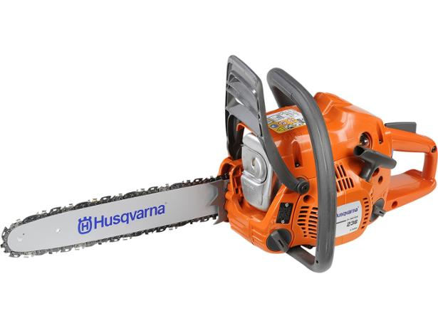 Husqvarna 236 Chainsaw for sale at Collings Brothers of Abbotsley