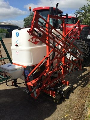 Kuhn Optis Mounted Sprayer for sale at Collings Brothers of Abbotsley