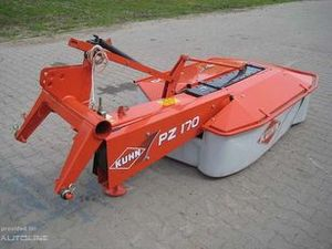 Kuhn PZ170 Drum Mower for sale at Collings Brothers of Abbotsley