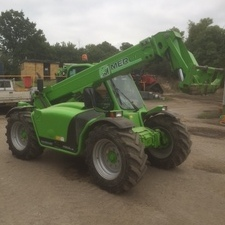 Merlo 32.6 Telehandler for sale at Collings Brothers of Abbotsley