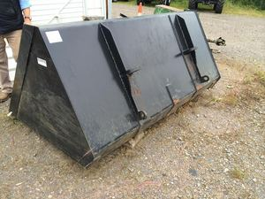 Slewtic Grain Bucket for sale at Collings Brothers of Abbotsley
