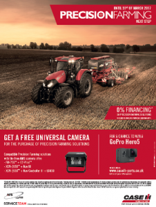 Case IH Precision Farming products from Collings Brothers of Abbotsley