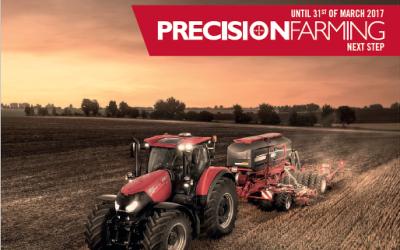 Case IH Precision Farming Magazine latest edition