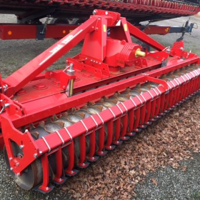 Brevi 4 Metre Power Harrow for sale at Collings Brothers of Abbotsley