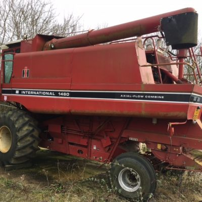 Second hand Case IH 1460 Combine Harvester for sale at Collings Brothers of Abbotsley