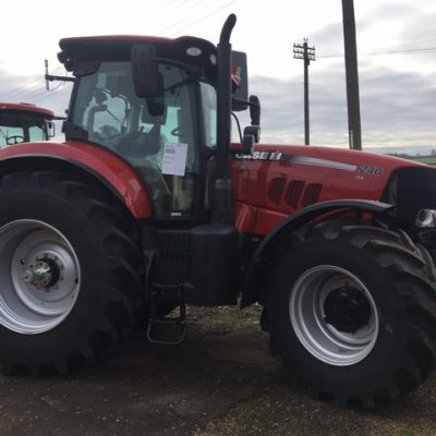 Case IH Puma 240 CVX Tractor for sale at Collings Brothers of Abbotsley