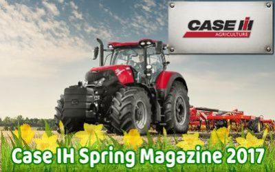 Case IH Spring Magazine 2017
