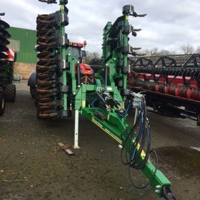 Great Plains Cultipress Cultivator for sale at Collings Brothers of Abbotsley