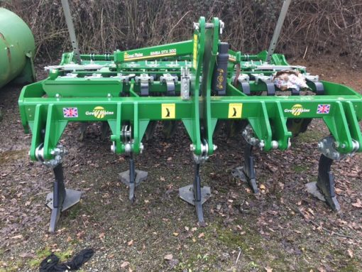 Great Plains DTX 300 Cultivator for sale at Collings Brothers of Abbotsley