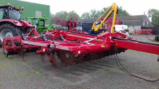 Horsch Tiger 4 Metre Cultivator for sale at Collings Brothers of Abbotsley, Cambridgeshire
