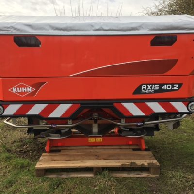 Kuhn 40.2 M-EMC Fertiliser Spreader for sale at Collings Brothers of Abbotsley