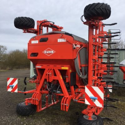 Kuhn Megant 600 Pneumatic Seed Drill for sale at Collings Brothers of Abbostsley