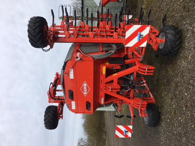 Kuhn Megant 600 Pneumatic Seed Drill for sale at Collings Brothers of Abbotsley