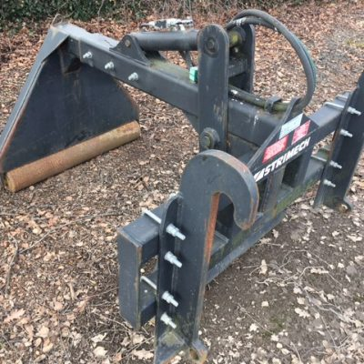 Second hand Strimech Bale Squeeze for sale at Colllings Brothers of Abbotsley