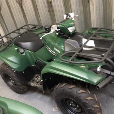 Yamaha Kodiak 700 Quad Bike for sale at Collings Brothers of Abbotsley, St Neots, Cambridgeshire