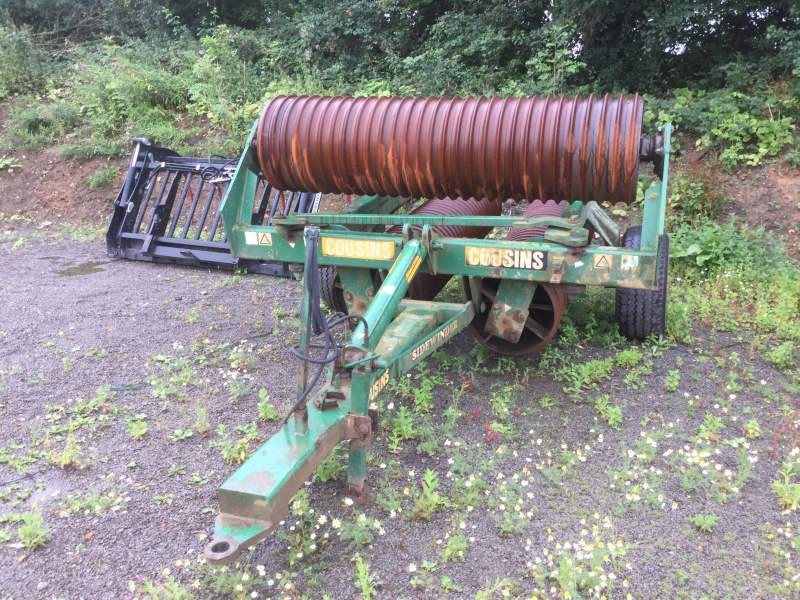 Cousins Sidewinder 7.2 metre Rolls for sale at Collings Brothers of Abbotsley, St Neots, Cambridgeshire