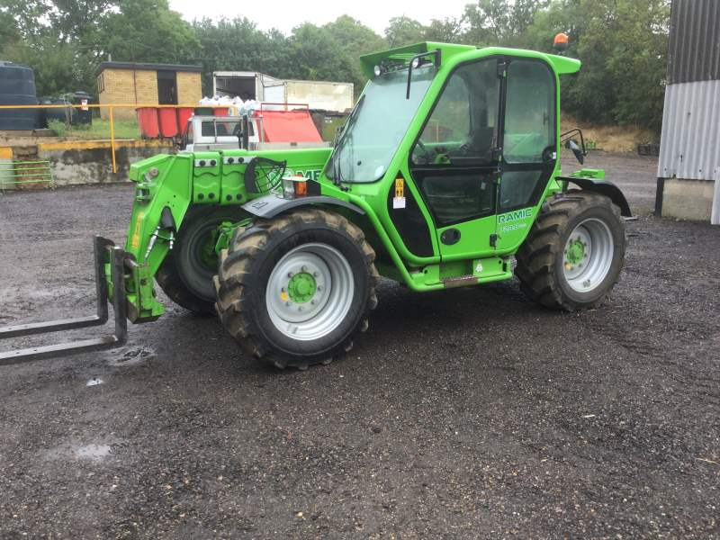 Merlo 28.8 Top Telehandler for sale at Collings Brothers of Abbotsley, St Neots, Cambridgeshire