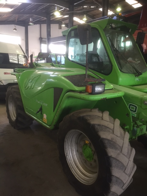 Merlo P34-7 Plus Telehandler for sale at Collings Brothers of Abbotsley, St Neots, Cambridgeshire