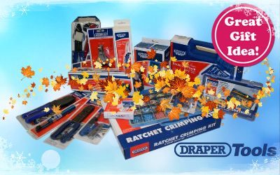 Autumn Winter Draper Tool Offers