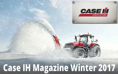 Case IH Magazine Winter 2017