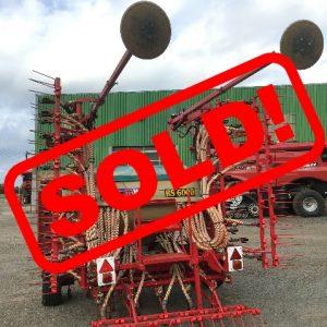 Weaving Machinery 6.6 metre Tine Drill