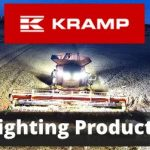 Kramp Lighting Products for sale at Collings Brothers of Abbotsley, St Neots, Cambridgeshire