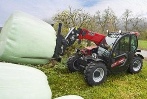Case IH Farmlift Telescopic Handlers from Collings Brothers of Abbotsley, Cambridgeshire