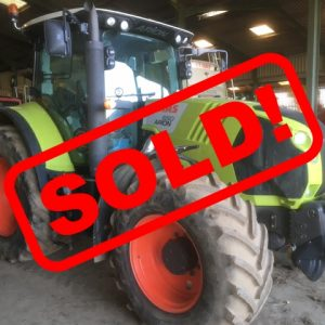Claas 650 Arion Tractor