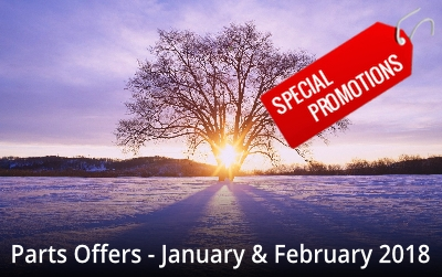 Parts Offers January February 2018