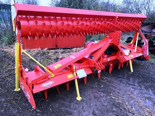 Kuhn HR4004D Power Harrow for sale