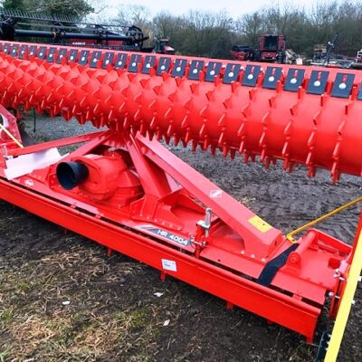 Kuhn HR4004D Power Harrow for sale