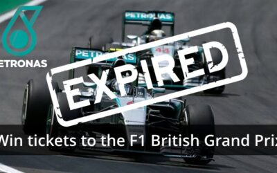 Win British Grand Prix Tickets