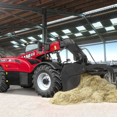 Case IH Farmlift 742 Telehandler for sale at Collings Brothers of Abbotsley, St Neots, Cambridgeshire, PE19 6TZ