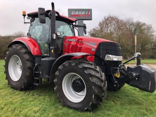 Case IH Puma 240 CVX Tractor