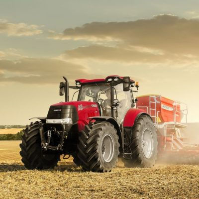 Case IH Puma 240 CVX Tractor for sale at Collings Brothers of Abbotsley, St Neots, Cambridgeshire, PE19 6TZ
