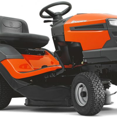 Husqvarna TC 130 Lawn Tractor for sale at Collings Brothers of Abbotsley, St Neots, Cambridgeshire, PE19 6TZ