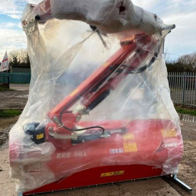 Kuhn TBE222 Verge Shredder for sale