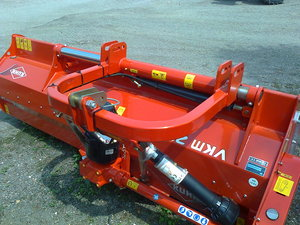 Kuhn VKM280 Shredder for sale at Collings Brothers of Abbotsley
