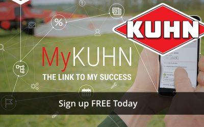 MyKUHN Online Customer Portal