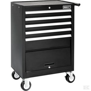 KRAMP 5 Drawer Roller Tool Cabinet on special offer at Collings Brothers of Abbotsley