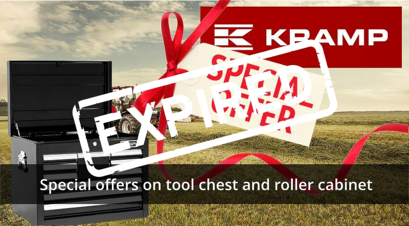 KRAMP Tool Storage Special Offers