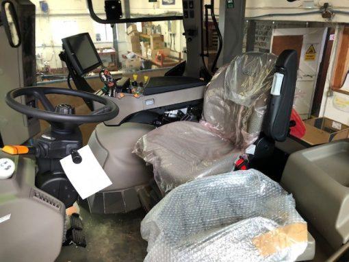 Case IH Puma 240CVX Tractor