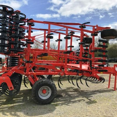Kuhn Prolander 6000 Seedbed Cultivator for sale
