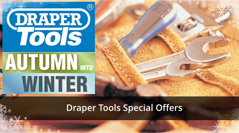 Draper Tools Special Offers