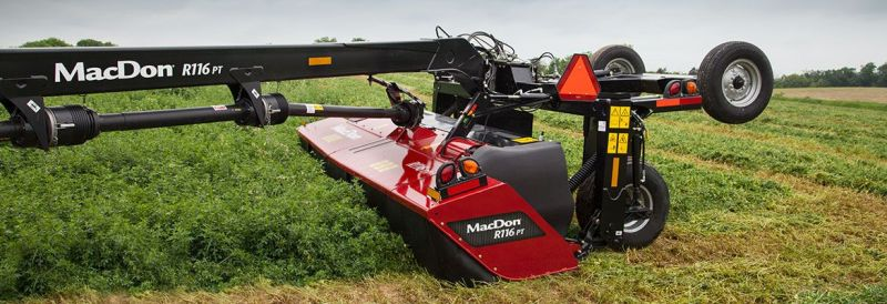MacDon Harvesting Equipment