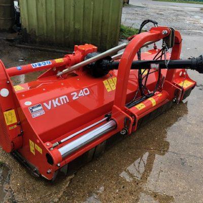 Kuhn VKM240 Flail Mower