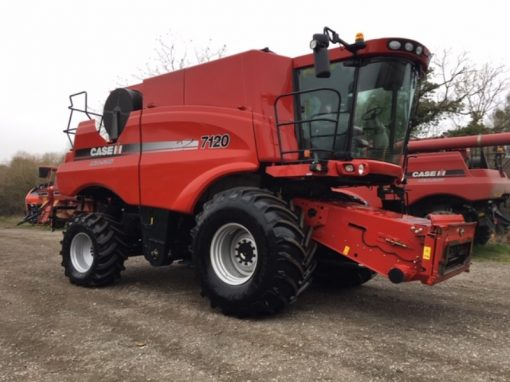Case IH 7120 Axial Flow Combine Harvester